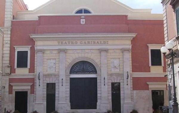 "Recupero del ""teatro Garibaldi"""